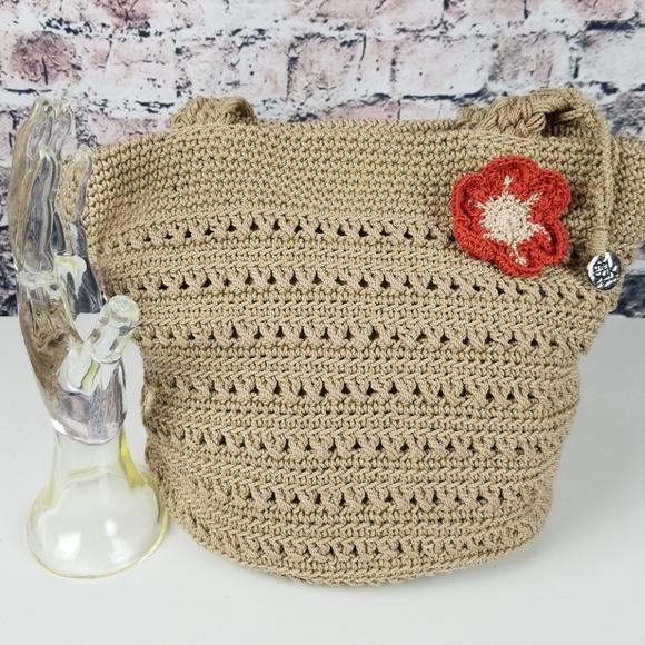 The Sak Handbags - The Sak Crocheted Shoulder Bag